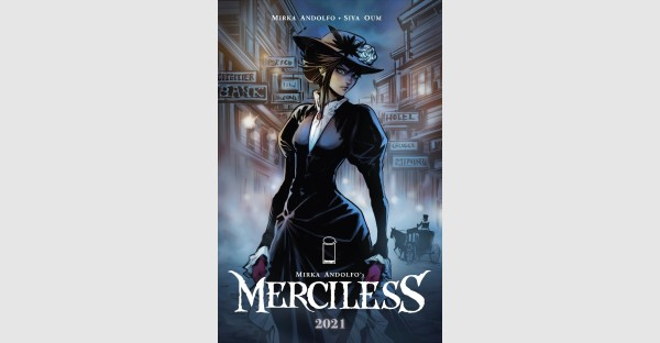 MIRKA ANDOLFO'S MERCY SPINS OFF WITH A SEDUCTIVE SEQUEL SERIES—MERCILESS