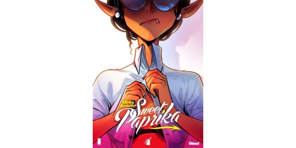 MIRKA ANDOLFO'S CROSS-MEDIA PROJECT SWEET PAPRIKA DEBUTS AS COMIC BOOK SERIES IN 2021