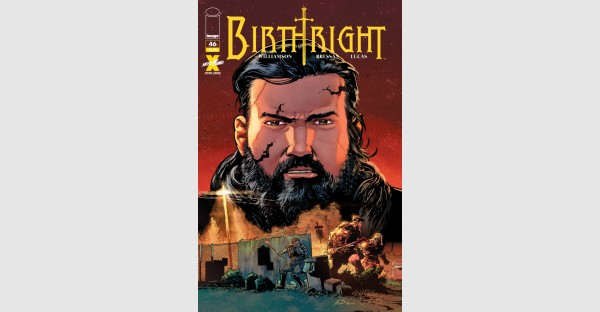 BIRTHRIGHT #46 KICKS OFF FINAL STORY ARC TO THE FAN FAVORITE FANTASY SKYBOUND SERIES THIS FEBRUARY