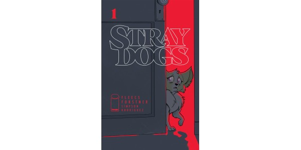 LADY AND THE TRAMP MEETS SILENCE OF THE LAMBS IN HORROR COMIC STRAY DOGS THIS FEBRUARY