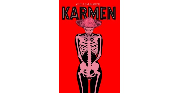 PROVOCATIVE FANTASY SERIES KARMEN DEBUTING IN US AT IMAGE COMICS THIS MARCH