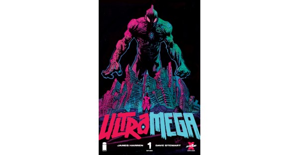 SKYBOUND KICKS DOWN THE DOOR THIS MARCH WITH ULTRAMEGA KAIJU ACTION