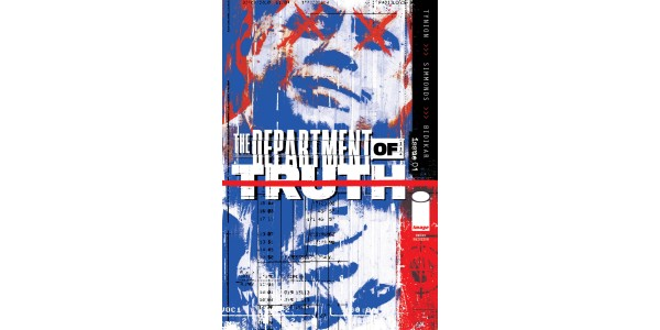 THE DEPARTMENT OF TRUTH HEAT ESCALATES IN THREE ISSUE SELLOUT, SERIES RUSHED BACK TO PRINT