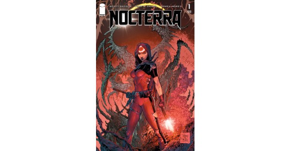 IMAGE TO PUBLISH SCOTT SNYDER & TONY S. DANIEL'S DYSTOPIAN THRILLER NOCTERRA THIS MARCH