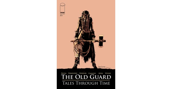 THE OLD GUARD RECRUITS AN ARMY OF TALENT FOR ANTHOLOGY STORY ARC TALES THROUGH TIME