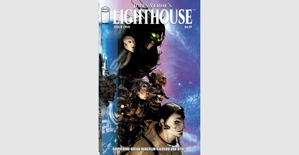 SWASHBUCKLING CYBERPUNK ADVENTURE TAKES FLIGHT THIS APRIL IN JULES VERNE'S: LIGHTHOUSE