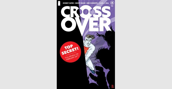 MYSTERY CHARACTER WILL JOIN MADMAN & THE PAYBACKS FOR CROSSOVER #4