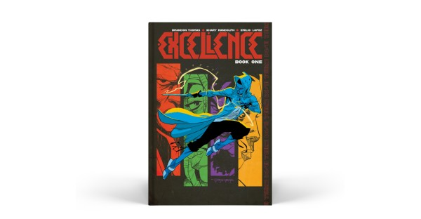 SKYBOUND/IMAGE FANTASY SERIES EXCELLENCE TO LAUNCH DELUXE HARDCOVER VERSION ON KICKSTARTER