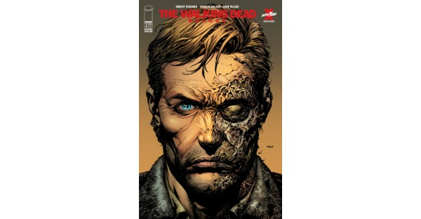THE WALKING DEAD DELUXE #1-6 RETURN TO PRINT WITH NEW DAVID FINCH & DAVE MCCAIG COVERS