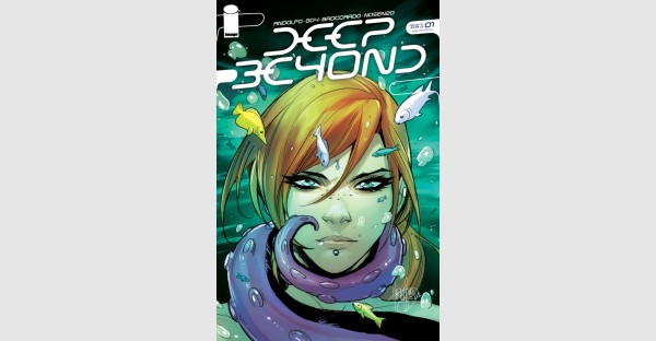 FANS TAKE THE PLUNGE WITH DEEP BEYOND, SERIES RUSHED BACK TO PRINT