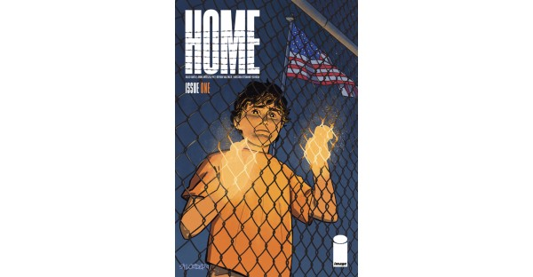 FORTHCOMING HOME COMIC TO FEATURE SPECIAL SERIES OF JACOBY SALCEDO VARIANT COVERS