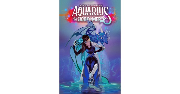 BLACK PANTHER'S AFUA RICHARDSON TO LAUNCH SPLASHY NEW SERIES AQUARIUS: THE BOOK OF MER THIS MAY