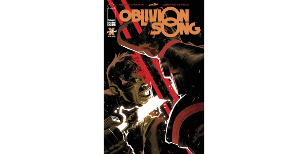 ROBERT KIRKMAN CONFIRMS THE END OF HIS IMAGE/SKYBOUND COMIC BOOK SERIES OBLIVION SONG