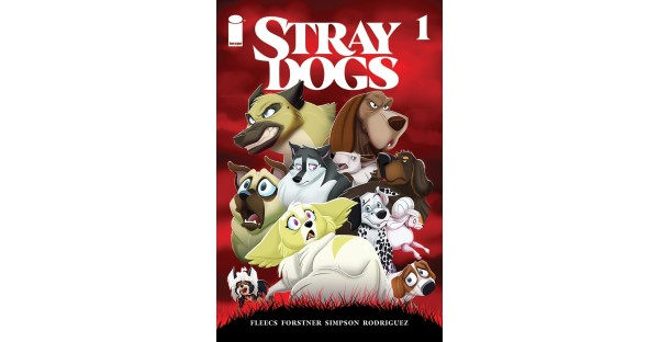 NEW SERIES STRAY DOGS IS THE CAT'S MEOW, RUSHED BACK TO PRINT TO KEEP UP WITH DEMAND
