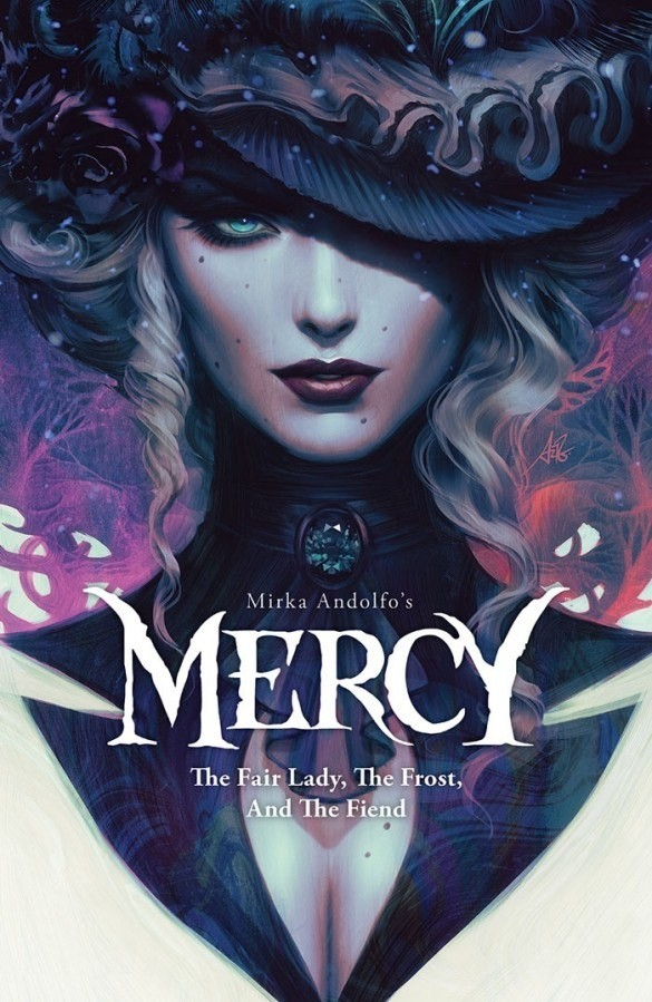 Mirka andolfos mercy the fair lady the frost and the fiend tp 6c56f31006
