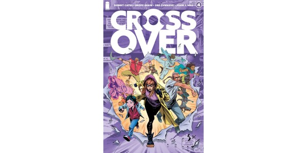CROSSOVER SEES SURGE IN DEMAND, RUSHED BACK TO PRINT
