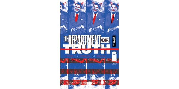 A THIRD, TRIPLE SELL-OUT OF THE DEPARTMENT OF TRUTH ACTIVATES RUSH REPRINTS