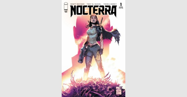 NOCTERRA LIGHTS UP THE INDUSTRY WITH INSTANT SELL-OUT, ELECTRIC NEW SERIES RUSHED BACK TO PRINT