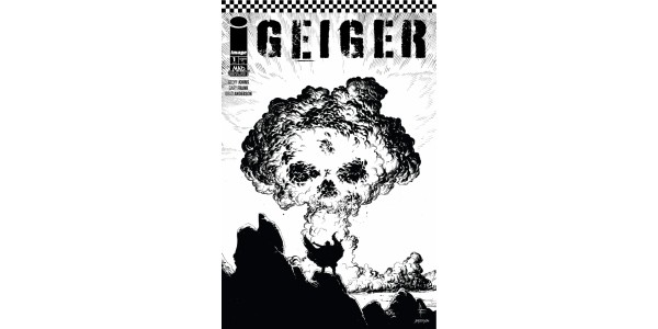 COLLECTIBLE GEIGER BLACK & WHITE THANK YOU VARIANT REVEALED