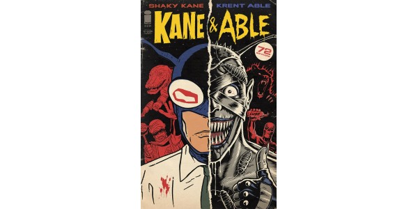 GENRE MISCHIEF ENSUES IN ORIGINAL GRAPHIC NOVEL COMIC STRIP ANTHOLOGY KANE AND ABLE ON SHELVES THIS JUNE