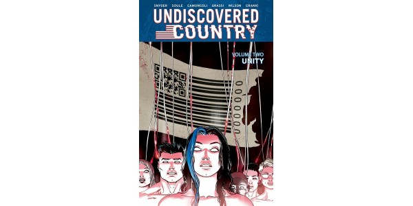 "UNDISCOVERED COUNTRY GOES ON MYSTERIOUS FIVE-STATE ""TOUR"" AHEAD OF JUNE'S UPCOMING STORY ARC"