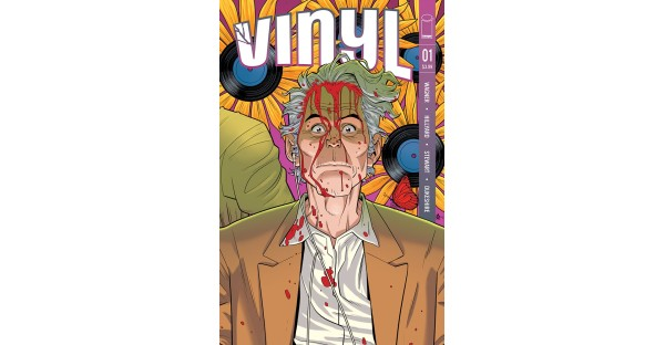 DEXTER MEETS NAILBITER IN UPCOMING COMEDY/HORROR MASHUP—VINYL—OUT THIS JUNE