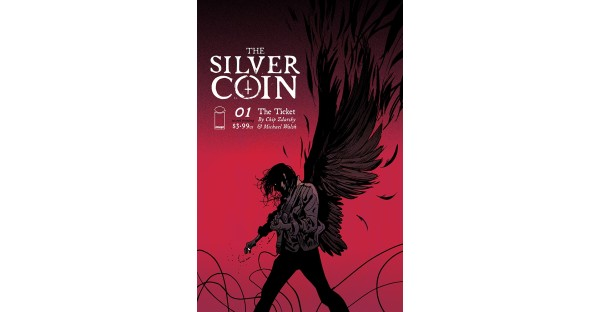 NEW HORROR ANTHOLOGY THE SILVER COIN AN INSTANT HIT, RUSHED BACK TO PRINT