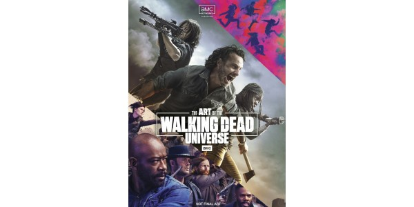 AMC NETWORKS, SKYBOUND ENTERTAINMENT & IMAGE COMICS ANNOUNCE THE ART OF AMC'S THE WALKING DEAD UNIVERSE LAUNCHING THIS SEPTEMBER