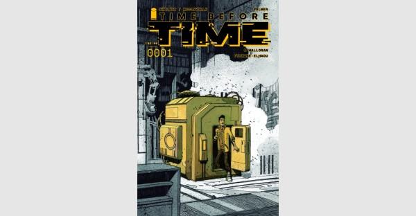 GABRIEL WALTA VARIANT FOR TIME BEFORE TIME REVEALED