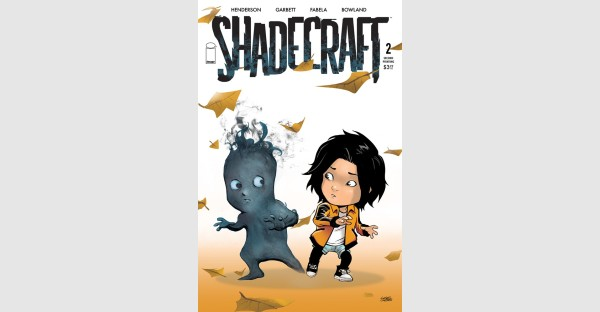 MULTIPLE ISSUES SELL OUT OF HOT NEW HORROR SERIES SHADECRAFT, RUSHED BACK TO PRINT