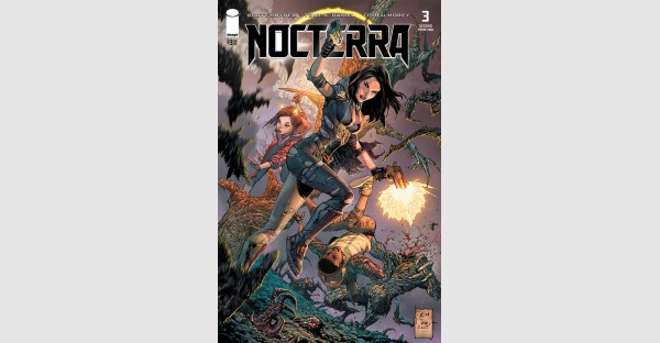 NOCTERRA SELLS OUT AT THE SPEED OF LIGHT, RUSHED BACK TO PRINT