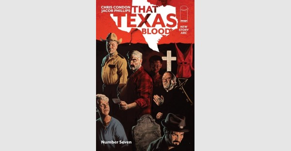 POPULAR CRIME SERIES THAT TEXAS BLOOD KICKS OFF A HARROWING NEW STORY ARC THIS JUNE