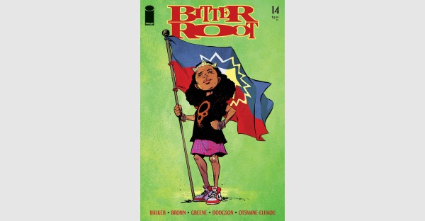 BITTER ROOT #14 CELEBRATES JUNETEENTH WITH SPECIAL COMMEMORATIVE COVER