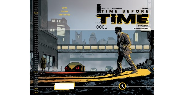 SERIES RUSHED BACK TO PRINT AS WORD OF MOUTH FOR TIME BEFORE TIME TRAVELS