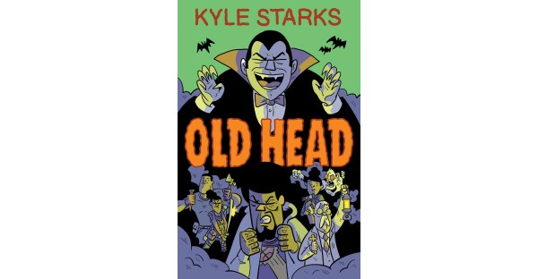 SPACE JAM MEETS FRIGHT NIGHT IN FORTHCOMING OLD HEAD ORIGINAL GRAPHIC NOVEL