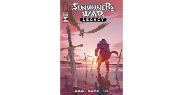 SUMMONERS WAR: LEGACY #3 GOES TO BATTLE IN NEW FIRST LOOK