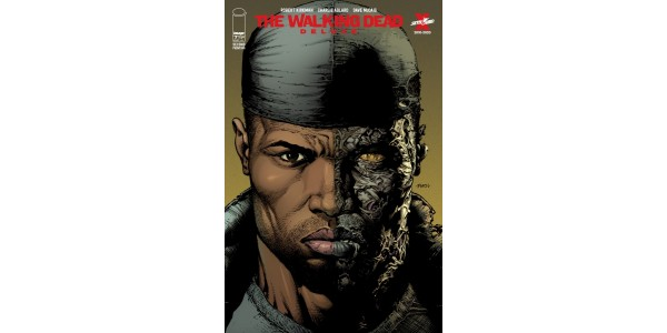 THE WALKING DEAD DELUXE #7-12 RETURNS WITH NEW DAVID FINCH & DAVE MCCAIG COVERS