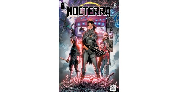 NOCTERRA SEES SPIKE IN REORDER ACTIVITY, ISSUES #2 & #3 RUSHED BACK TO PRINT