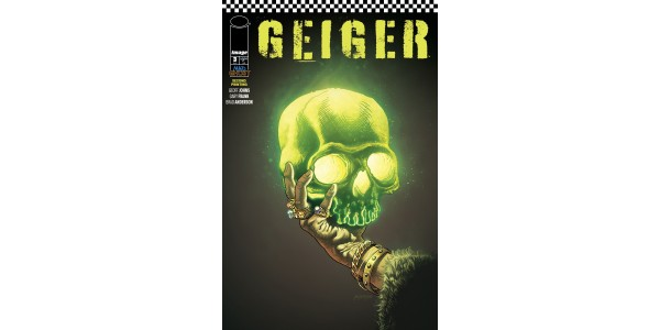 KEY ISSUE OF GEIGER SELLS OUT AT DISTRIBUTOR, SHOCKS FANS WITH NEW SECRETS UNVEILED
