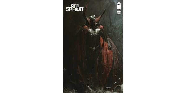 KING SPAWN #1—NEW MONTHLY SPIN-OFF FROM TOP-SELLING SPAWN'S UNIVERSE BOASTS ALL-STAR CREATIVE TEAM THIS AUGUST