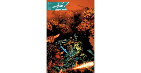 IMAGE/SKYBOUND ANNOUNCE THE FIRST APPEARANCE OF C.O.D.E. FROM ROBERT KIRKMAN & JASON HOWARD