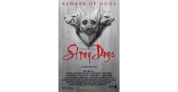 IMAGE TO SIC FINAL REPRINTS OF ALL FIVE STRAY DOGS ISSUES ON FANS