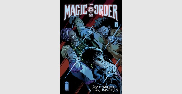 A TURF WAR AMONG WIZARDS BREAKS OUT IN THE MAGIC ORDER SEQUEL