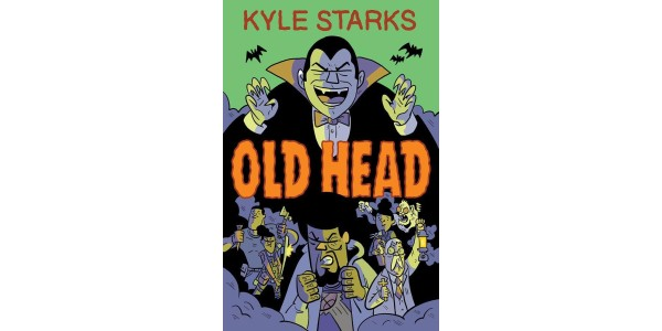 MONSTER ACTION ABOUNDS IN UPCOMING GRAPHIC NOVEL OLD HEAD SNEAK PEEK