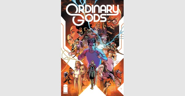 BOTH ORDINARY GODS ISSUES #1 & #2 SELL OUT AT DISTRIBUTOR LEVEL AHEAD OF EXCITING ISSUE #3 RELEASE