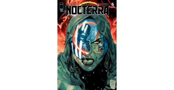 NOCTERRA #6 STORY ARC ENDING RAISES STAKES, SELLS OUT AT DISTRIBUTOR LEVEL