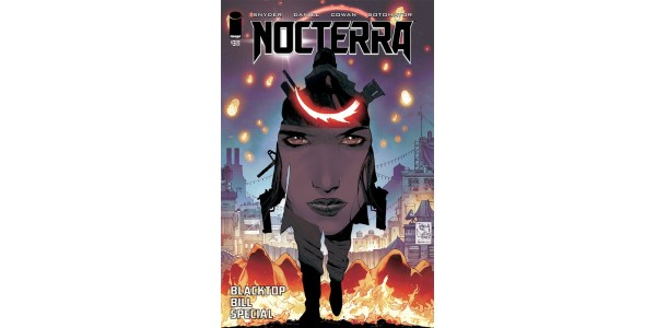 THE BONE CHILLING NOCTERRA SPECIAL: BLACKTOP BILL WILL HIT SHELVES THIS DECEMBER