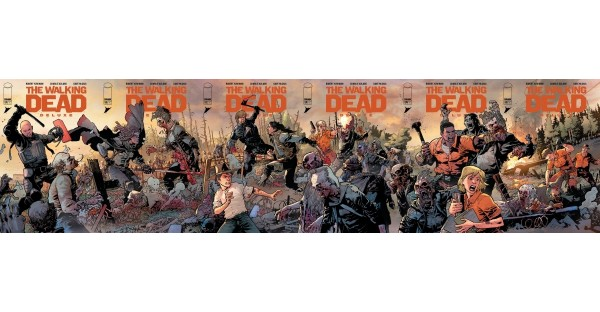 MEET THE GOVERNOR IN NEW THE WALKING DEAD DELUXE CONNECTING VARIANT COVERS