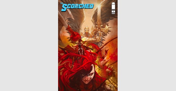 THE SCORCHED UNITES TODD MCFARLANE'S FIRST-EVER SUPERHERO TEAM, EXPANDS THE SPAWN UNIVERSE WITH NEW & ICONIC CHARACTERS