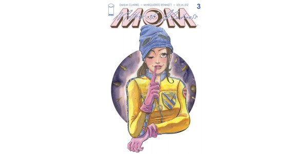 EYE-POPPING JO RATCLIFFE, EMI LENOX & CAITLIN YARSKY COVERS FOR M.O.M.: MOTHER OF MADNESS #3 REVEALED